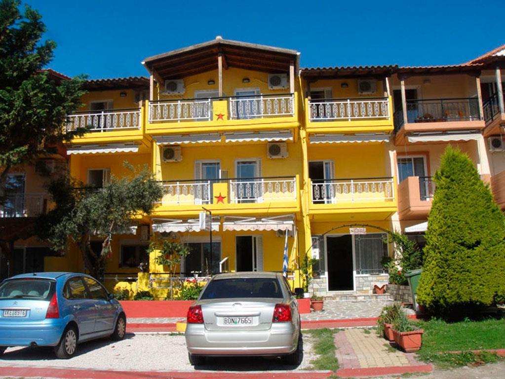 Apartmánový dom Asteria