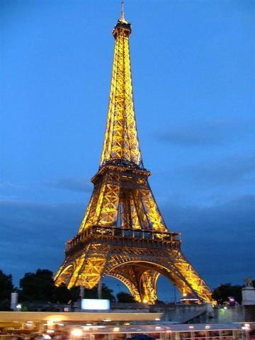 Paríž dlhšie a krajšie