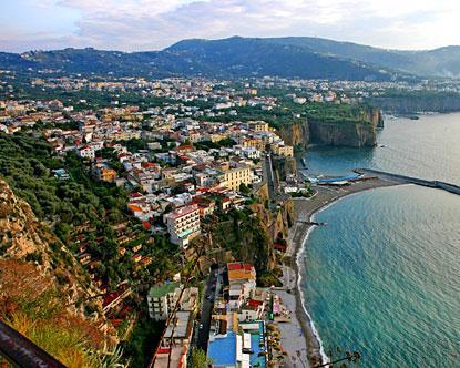 Okruh Južným Talianskom (Ischia-Capri-Vesuv-Rím)