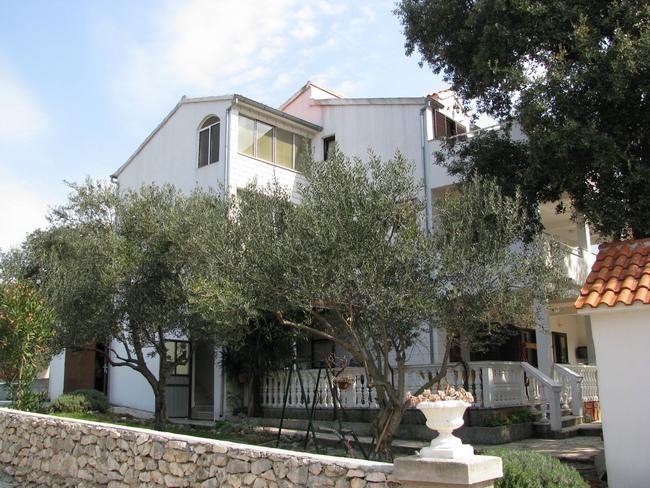 Apartmány Villa Sunce