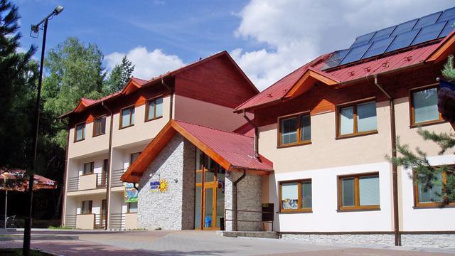 Škola v prírode - Penzión Slniečko-Duchonka