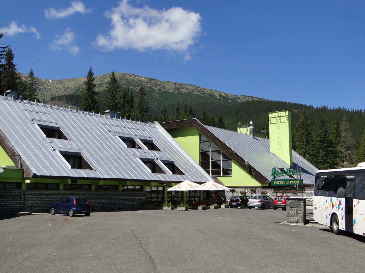 Škola v prírode - Nízke Tatry - Jasná