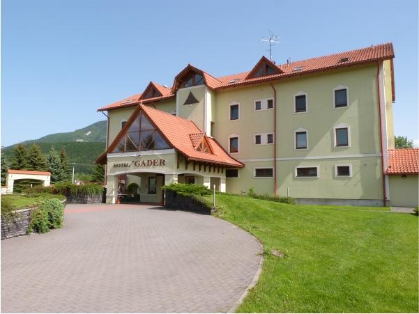 Škola v prírode - Hotel Gader