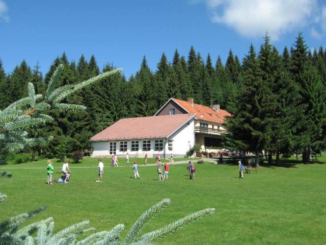 Škola v prírode - Látky