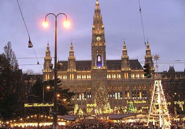 Adventná Viedeň s prehliadkou mesta