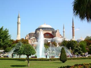 Prvé kresťanské cirkvi v malej Ázii - z Istanbulu po Antályu