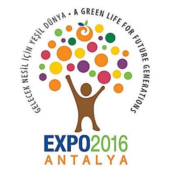 EXPO 2016 - Turecko - Antalya