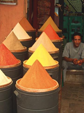 Maroko - neobyčajne obyčajné