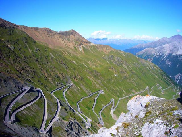 Bernina Express za víkend