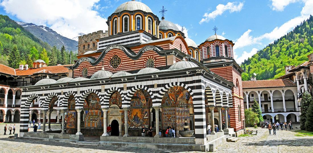 Bulharsko - križovatka kultúr