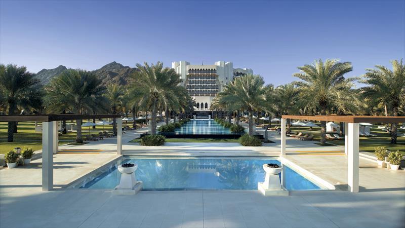 Al Bustan Palace A Ritz Carlton