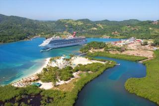 CARNIVAL GLORY - Západný Karibik so slov. sprievodcom