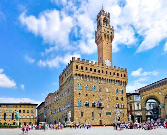 Florencia - kráľovná renesancie