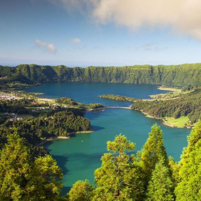 Azorské ostrovy - St. Miguel