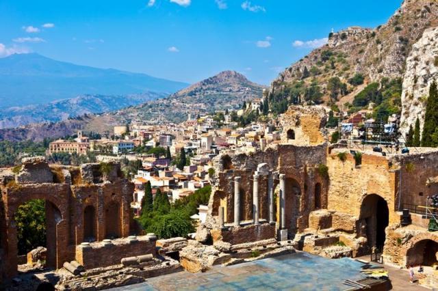 Sicília - poznanie a relax v rovnováhe