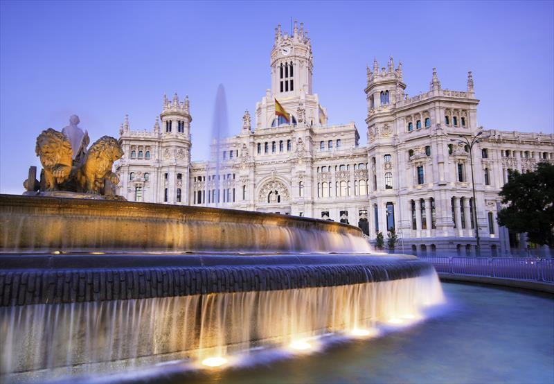 Madrid - Mesto Umenia
