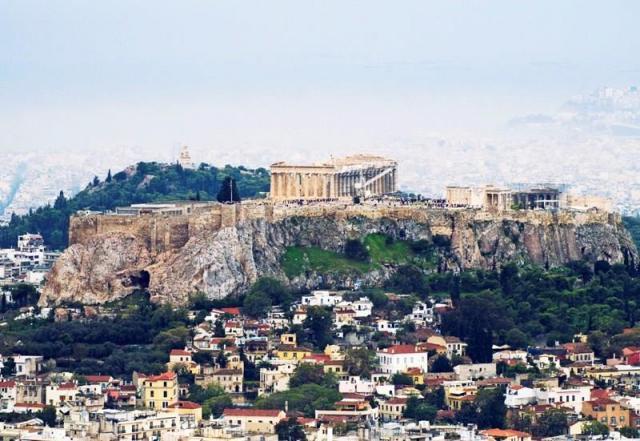 Atény - mesto bohov