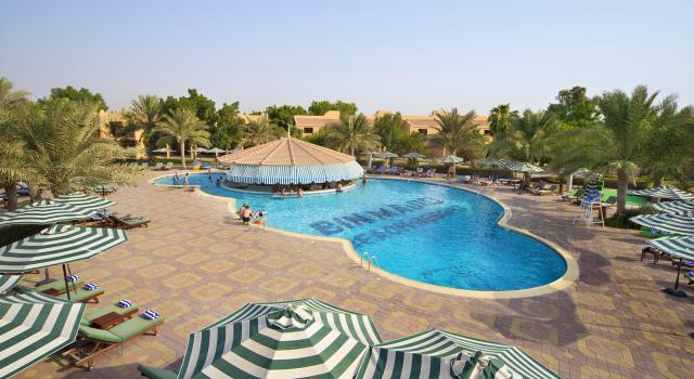Bin Majid Beach Resort - Cabanas