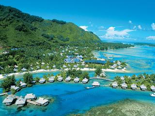 Kombinácia - Intercontinental Resort, Moorea, Intercontinental Resort