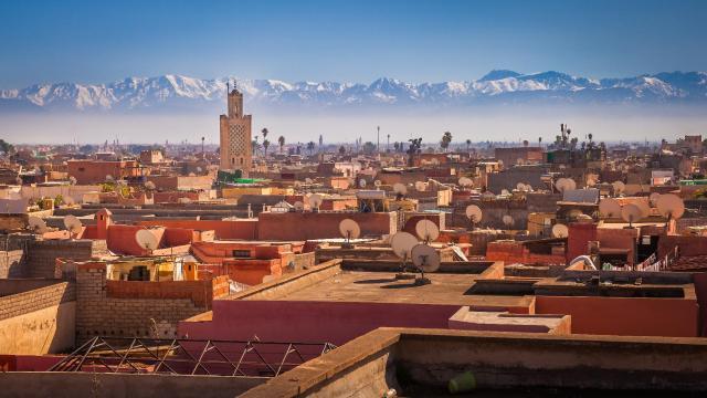 Okruh Marokom
