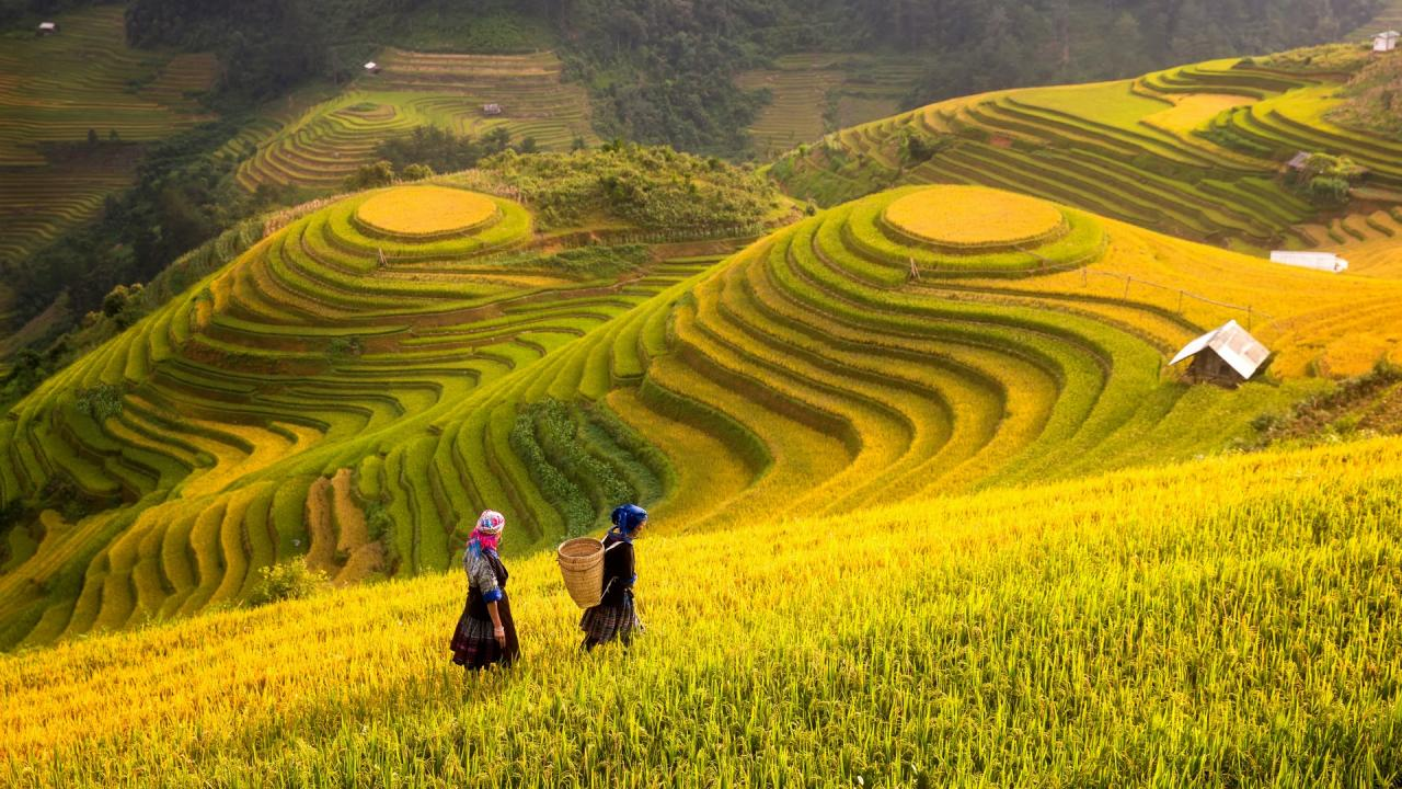 Okruh severným Vietnamom