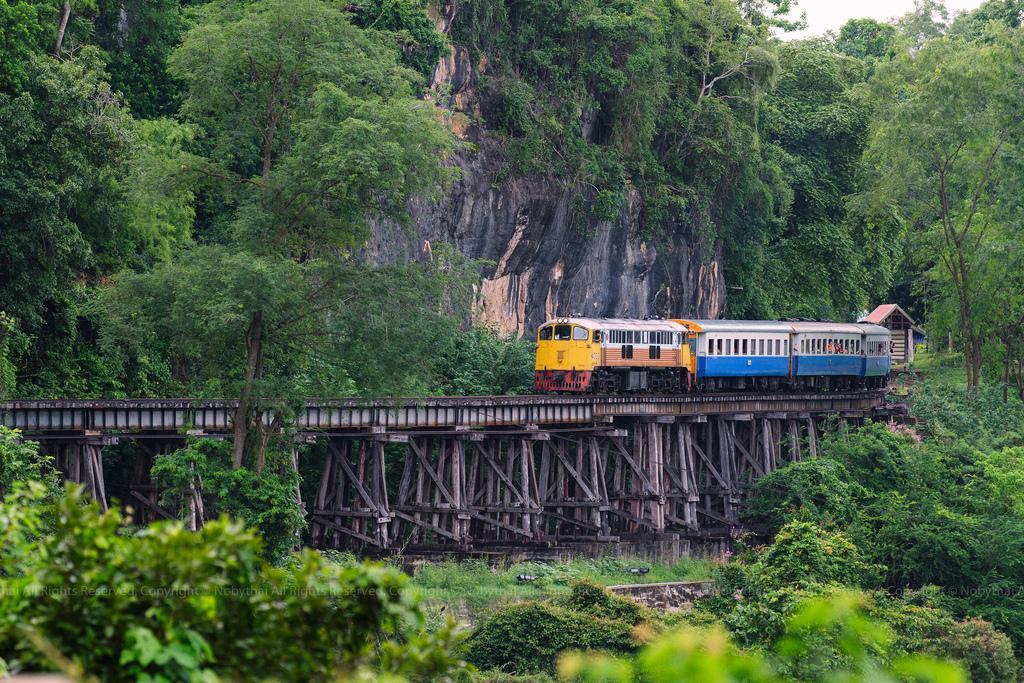 Národné parky Thajska s pobytom pri mori