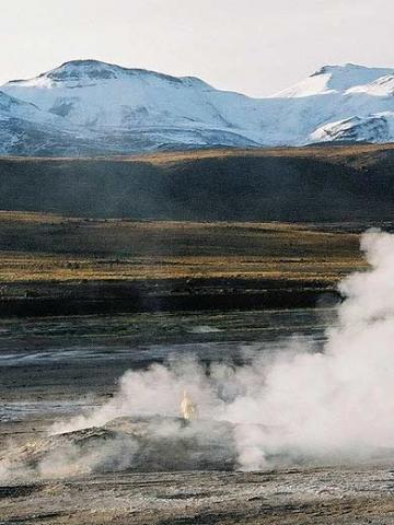 Chile - Bolívia - Peru