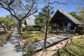 Nosy Be - Madagaskar - Anjajavy Hotel