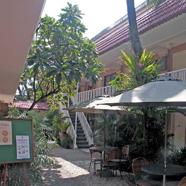 Filipíny - Boracay - Patio Pacific Resort