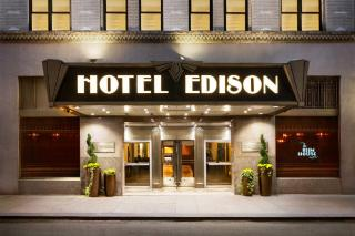 New York - Edison Hotel