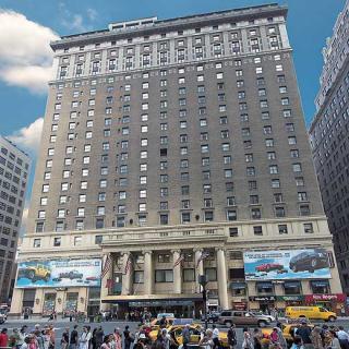 New York - Hotel Pennsylvania