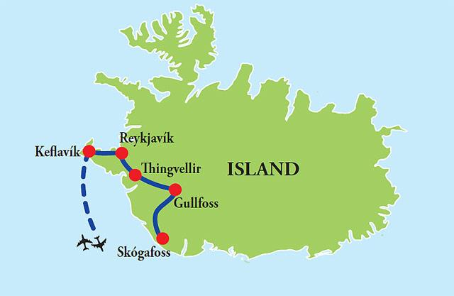 Malý okruh Islandom