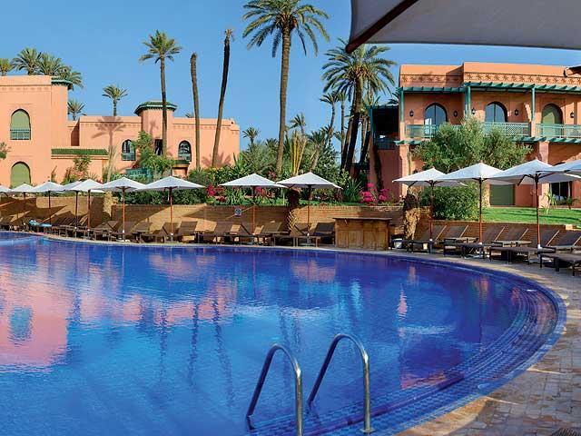 Maroko - individuální pobyty - Palmeraie Village Hotel