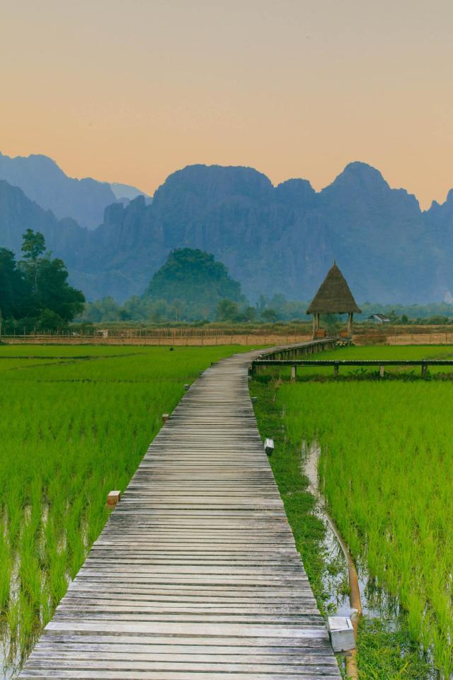kambodža vietnam laos