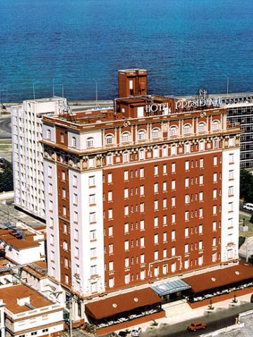 Kombinácia - Hotel Roc Presidente, Havana, Hotel Tryp Cayo Coco, Cayo Coco, Be Live Experience Turquesa, Varadero