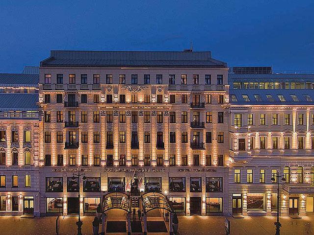 Eurovíkend v Petrohrade - Hotel Corinthia