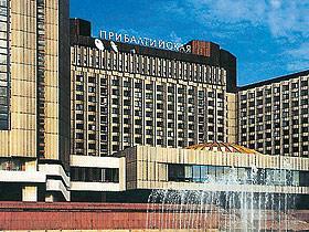 Eurovíkend v Petrohrade - Park Inn Pribaltiskaya