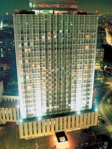 Eurovíkend v Moskve - Hotel Golden Ring