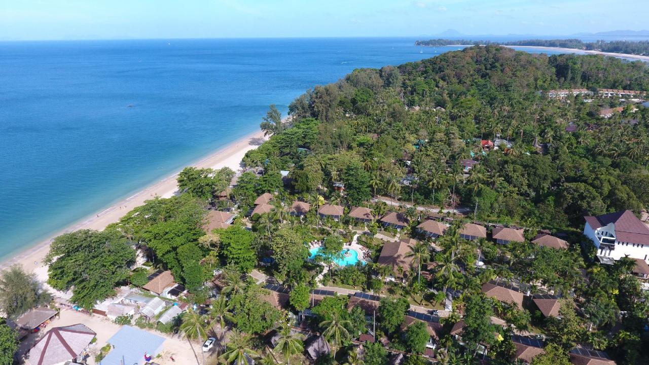 Kombinácia - Lanta Sand Resort, Ko Lanta, Bangkok Palace Hotel, Bangkok