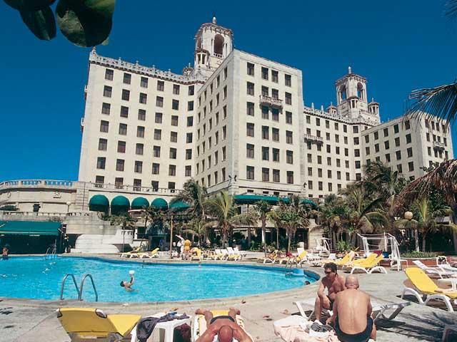 Kombinácia - Hotel Nacional *****, Havana, Hotel Olé Playa Blanca ****, Cayo Largo, Hotel Barceló Solymar ****+, Varadero