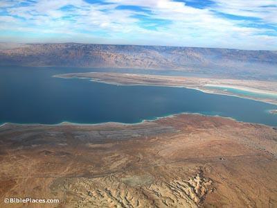 Zájazd  do Svätej Zeme spojený s kúpaním pri Mŕtvom mori