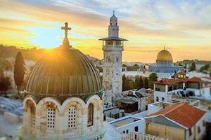 Púť do Izraela - Palestíny s výstupom na horu Sinaj