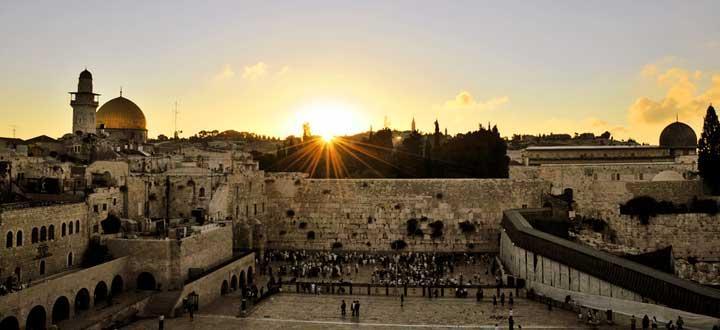 Poznávacia cesta do Izraela