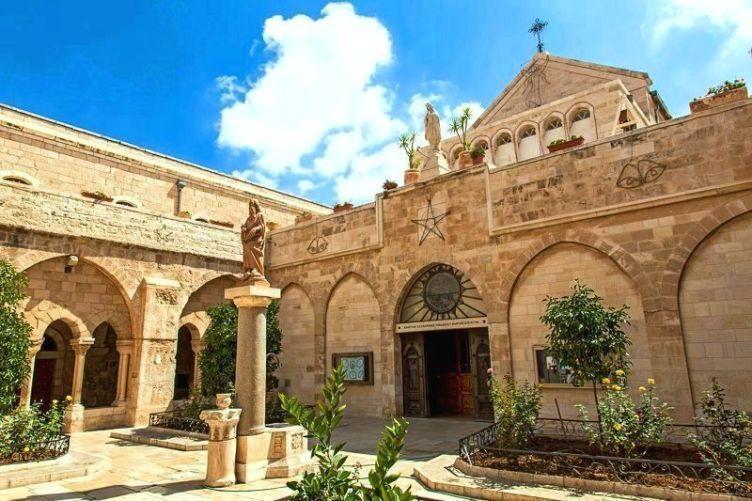 Púť do Izraela - Palestíny - Svätej Zeme
