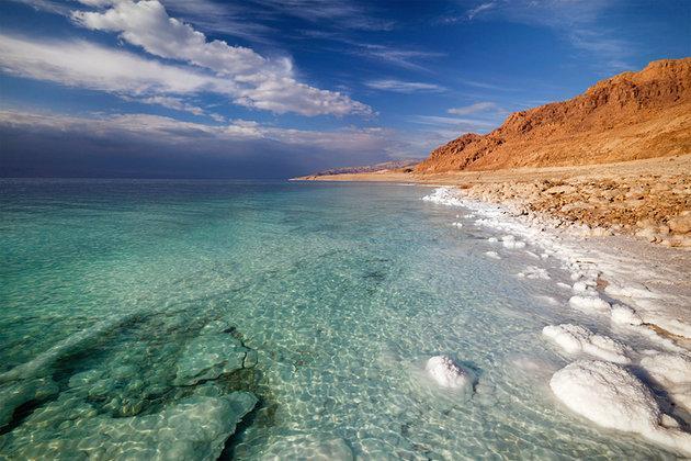 Zájazd do Izraela spojený s kúpaním pri Mŕtvom mori