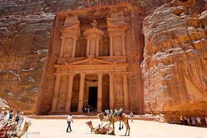Púť do Izraela + Jordánska