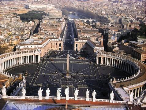 Rím - v mimoriadnom Svätom roku milosrdenstva