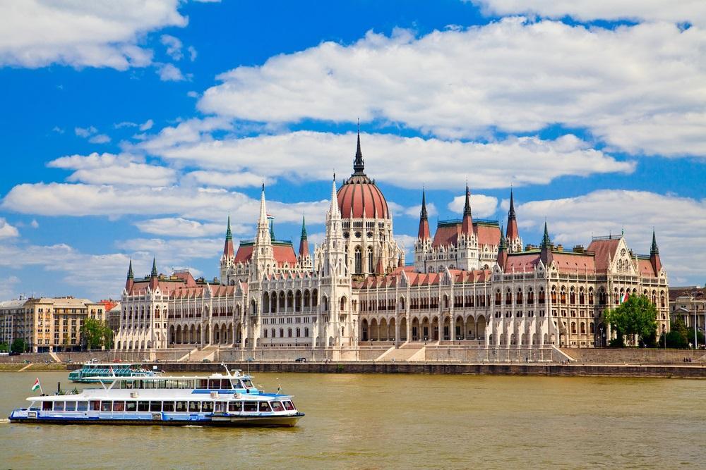 Budapešť s návštevou Tropicaria