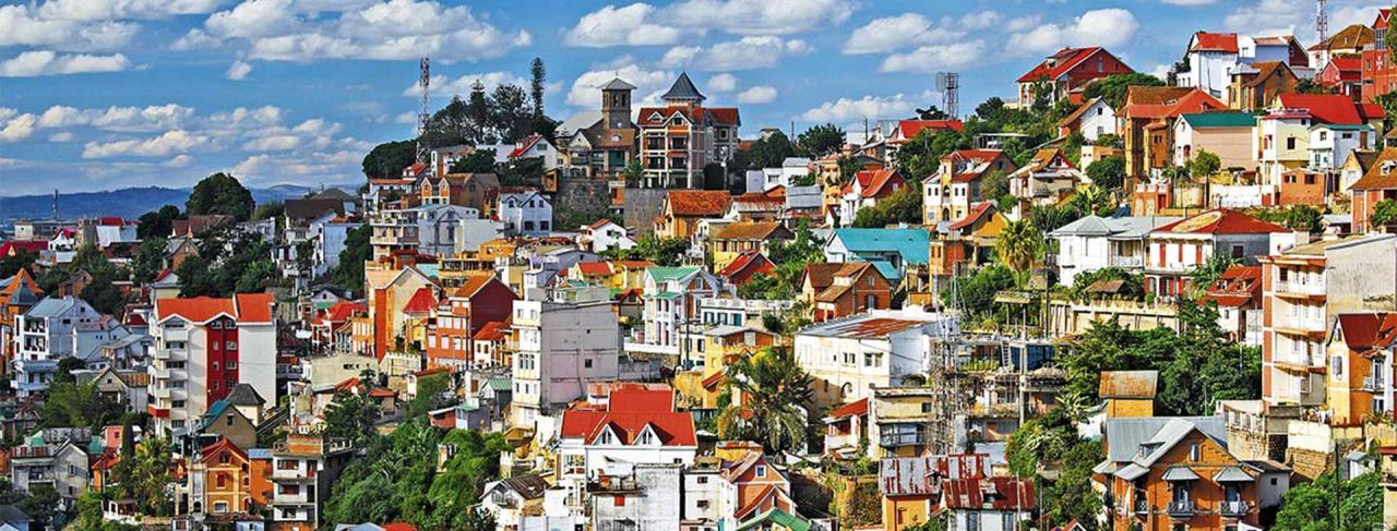 Madagaskar - tam, kde roste vanilka