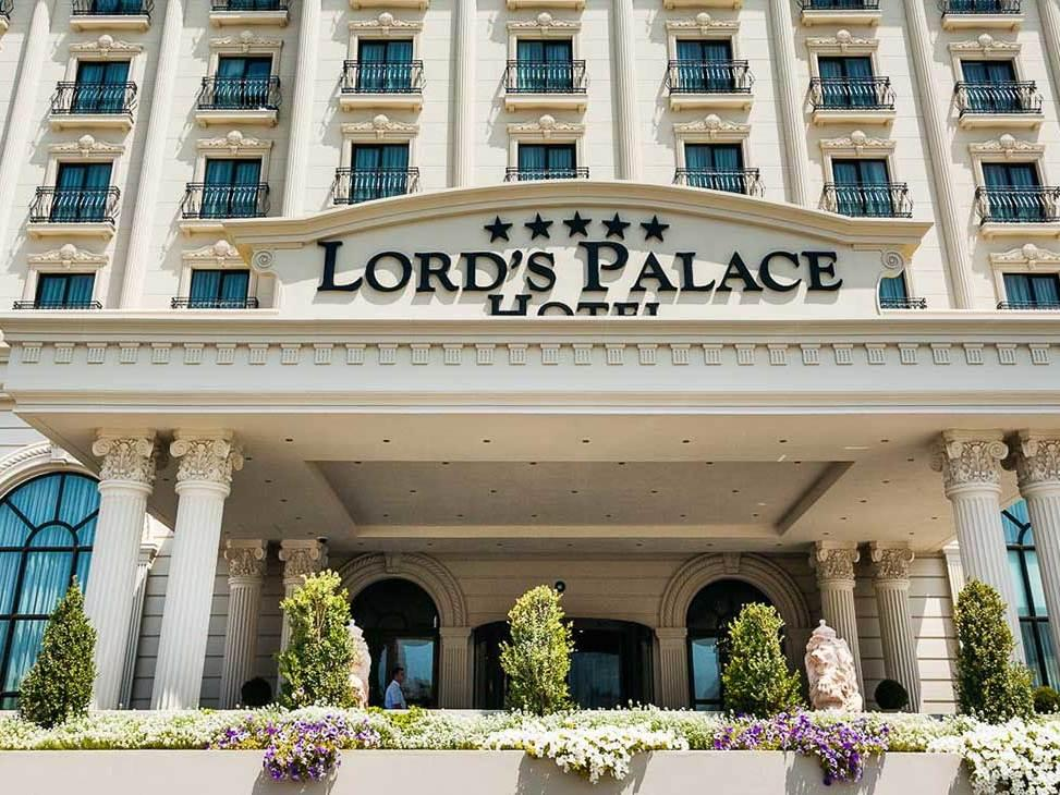 Lord's Palace
